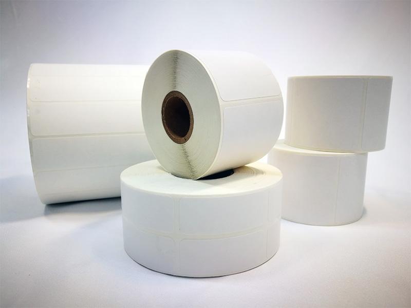 rollos con adhesivo